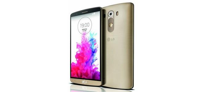 LG G3 ohne Vertrag Gold