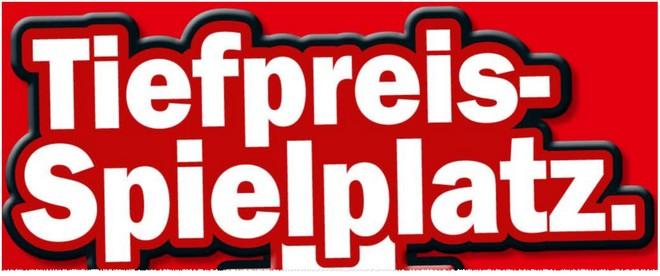 Media Markt Tiefpreis Spielplatz