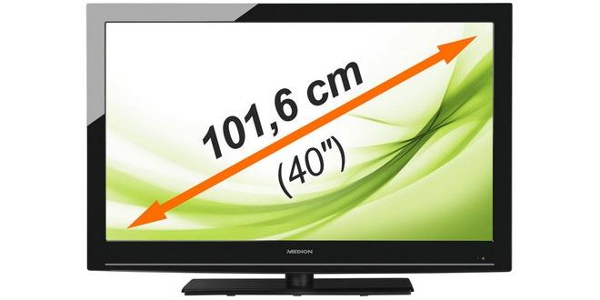 medion p16035 40 zoll tv 239 99. Black Bedroom Furniture Sets. Home Design Ideas