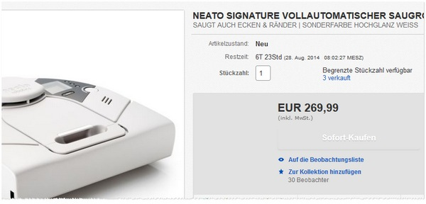 Neato Signature kaufen