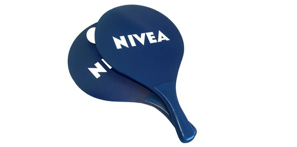 Nivea Beachball-Set gratis