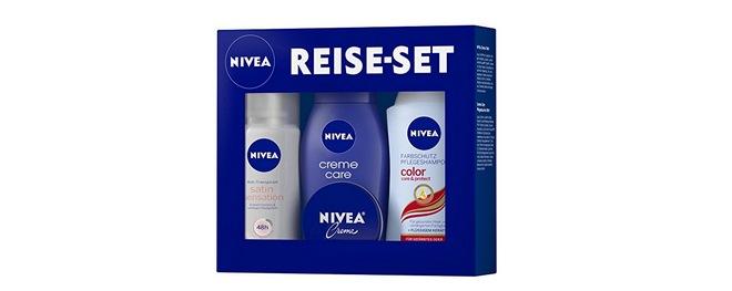 Nivea Reise-Set gratis