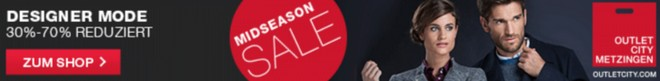Outletcity Mid Season Sale