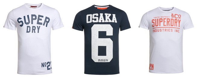 Superdry T-Shirts