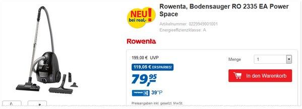 Rowenta RO 2335EA
