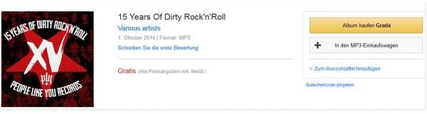 Amazon MP3 kostenlos herunterladen
