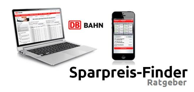 Bahn Sparpreis-Finder