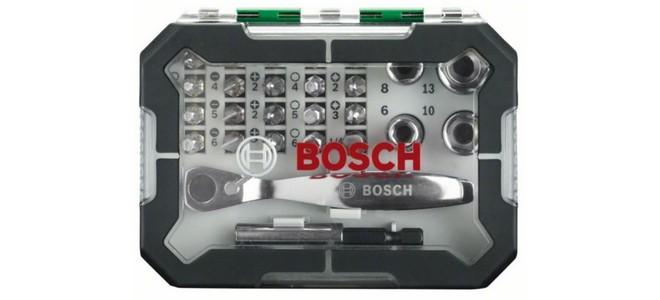 Bosch Ratschenset günstig