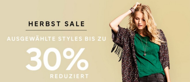 C & A Herbst Sale