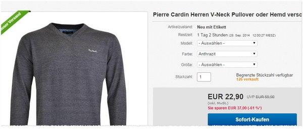 Cardin Pullover