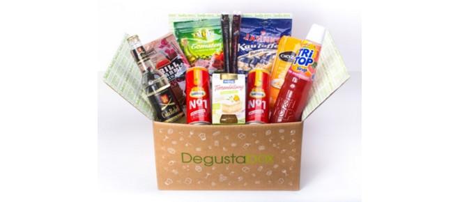 Degustabox-Gutschein
