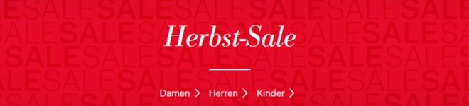 Fashion ID Herbst Sale