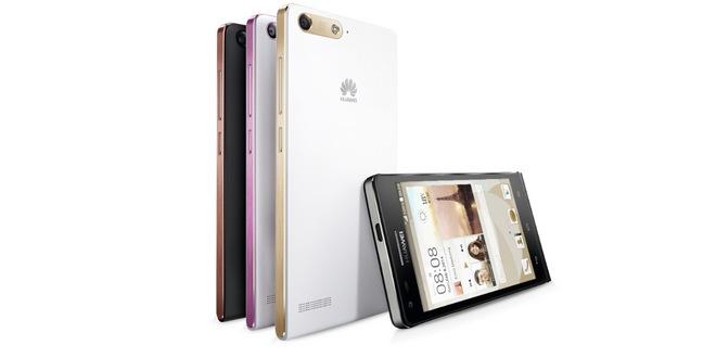 Huawei Ascend G6 ohne Vertrag