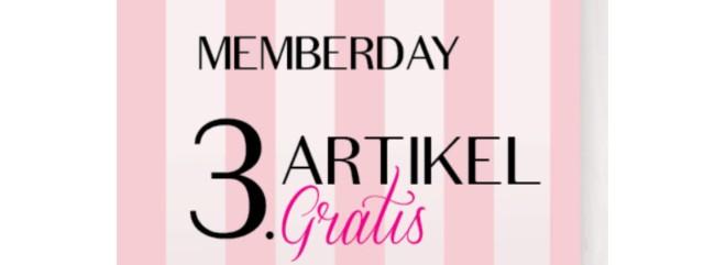 Hunkemöller Memberdays gratis