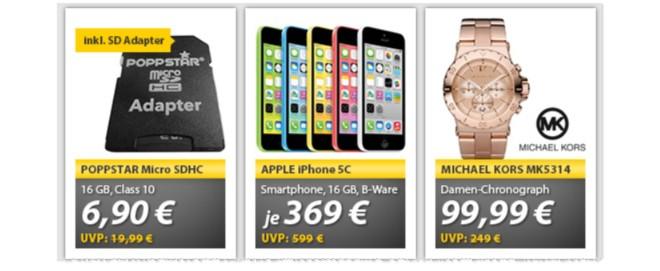 iPhone 5C B-Ware