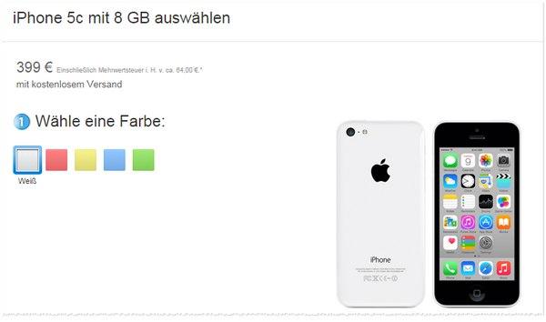 Günstiger iPhone Preis