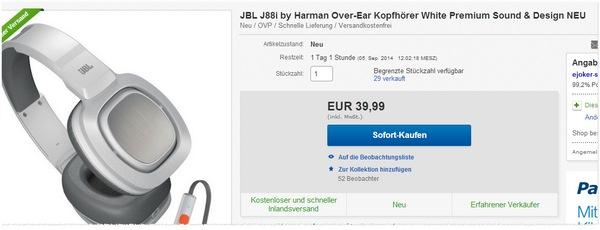 JBL J88i kaufen