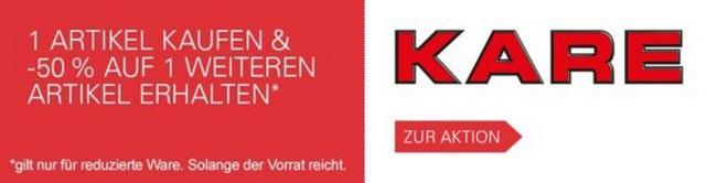 Kare24-Sale-Aktion