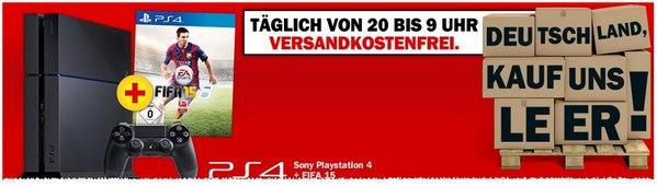 Media Markt Sony PlayStation 4 FIFA 15