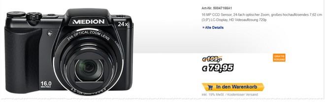 Medion Life P44024 MD Angebot