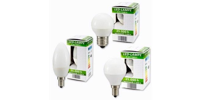 Melitec LED-Lampen