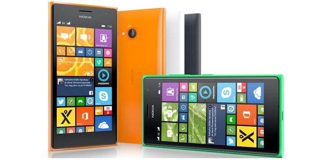 Nokia Lumia 730 ohne Vertrag