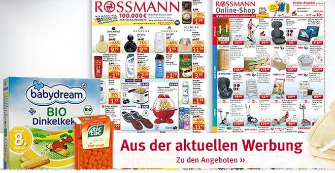 Rossmann Prospekt: Angebote Februar 2015