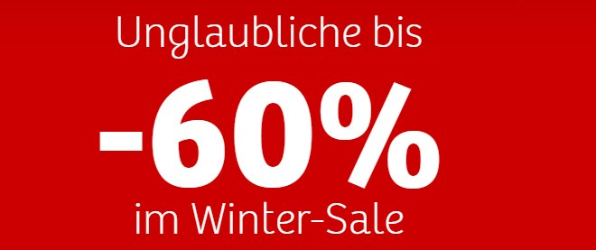 Sheego Winter Sale