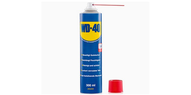 WD-40 bei ALDI