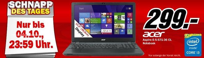 Acer Aspire E5-571-36CL