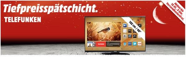Telefunken D48F275R3C aus der Media Markt Tiefpreisspätschicht