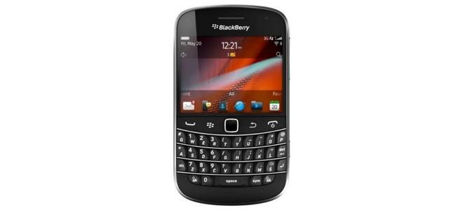 Blackberry Bold 9900 ohne Vertrag