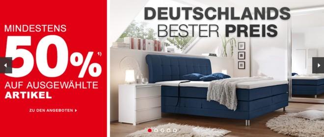 Deutschlands bester Preis XXXL