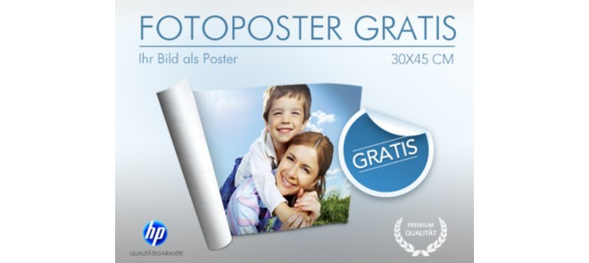 Fotoposter gratis