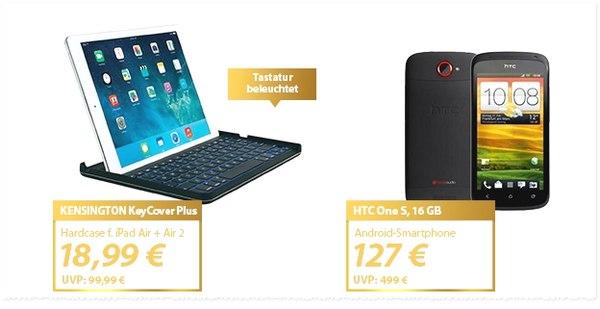 HTC One S ohne Vertrag für 127 €