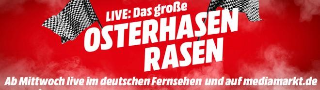 Media Markt Gewinnspiel Osterhasen-Rasen