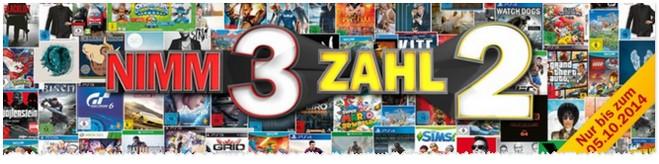 Media Markt Nimm 3 zahl 2