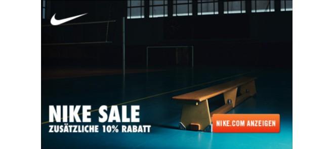 Nike Aktionscode