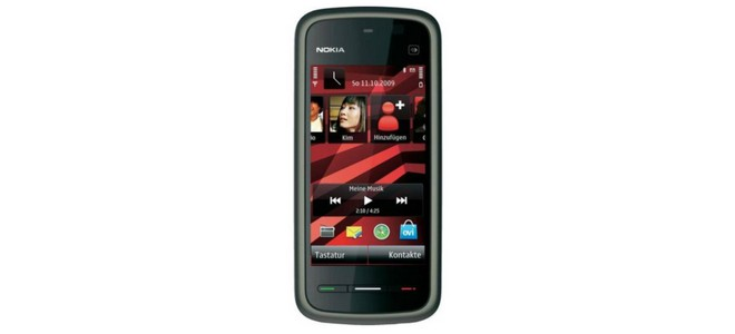 Nokia 5230 ohne Vertrag