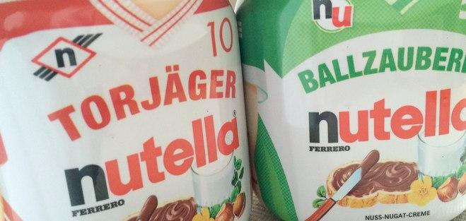 Nutella Angebot