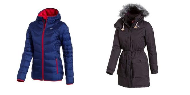 Puma Winterkleidung