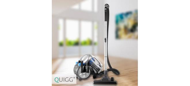 Quigg Multizyklonen-Staubsauger