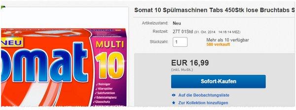 Somat 10 Multi-Tabs kaufen