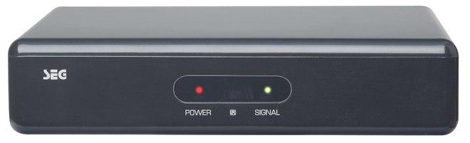Der SEG SB 1250HD Satelliten-Receiver ist ein Schnäppchen