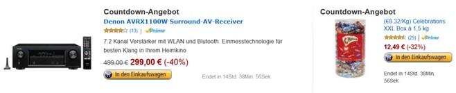 Amazon Cyber Monday Countdown 18.11.2014
