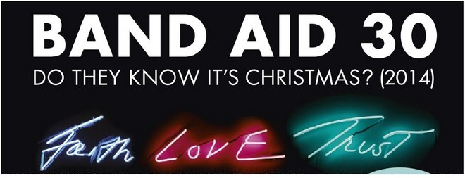 Band Aid 30 Do They Know It's Christmas 2014 (Deutsche Version)
