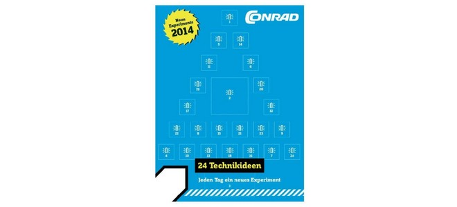 Conrad Adventskalender 2014