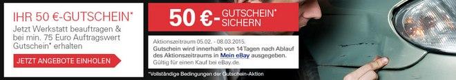 eBay Motors Gutschein