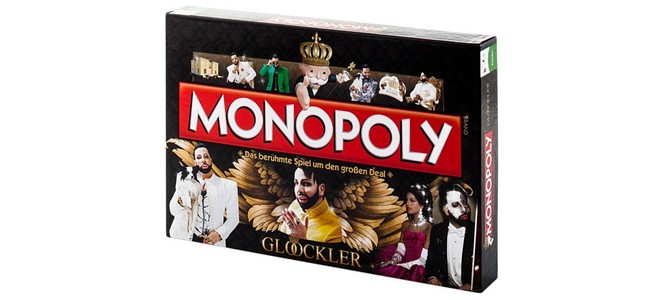 Harald Glööckler Monopoly