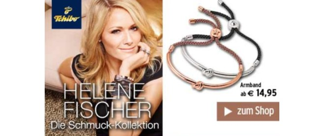 Helene Fischer Schmuck Kollektion